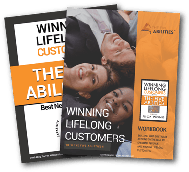 Winning Lifelong Customers with The Five Abilities